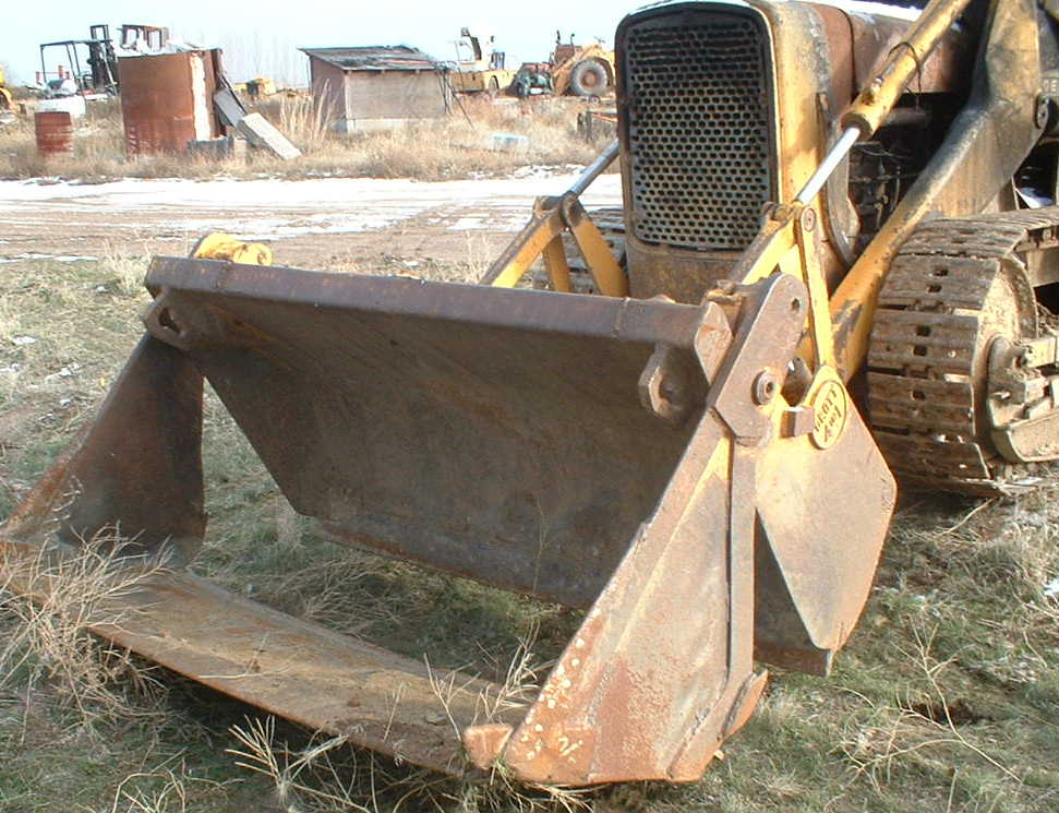 Used John Deere Construction Equipment Parts for sale 450 ...