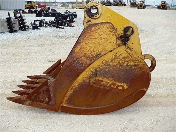 JOHN DEERE 450 Bucket Attachment for sale - Erb Equipment ...