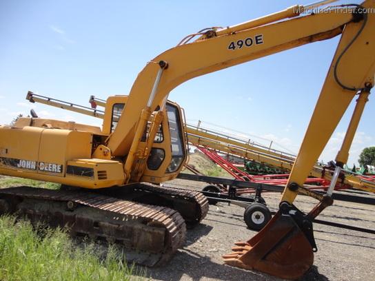 1992 John Deere 490E Excavator - John Deere MachineFinder