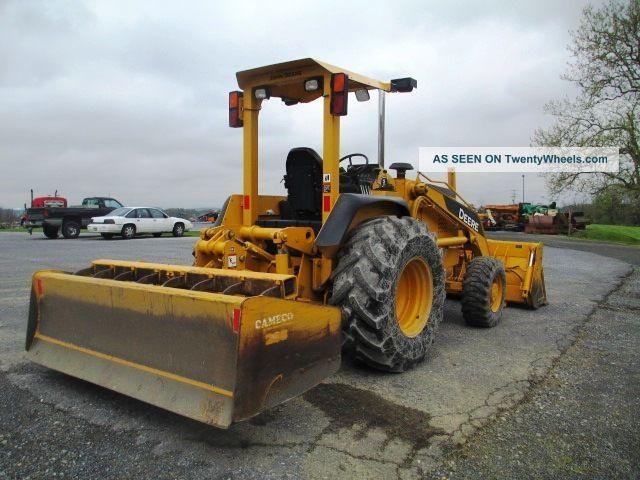 2004 John Deere 210le Loader Tractor, 4x4, 4n1 Bucket ...