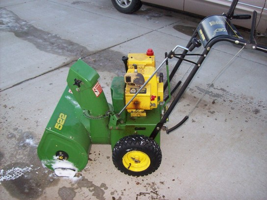 John Deere 522 Wheels, Tires, and Attachments - John Deere ...