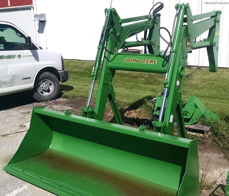 John Deere 640 Tractor Loaders - John Deere MachineFinder