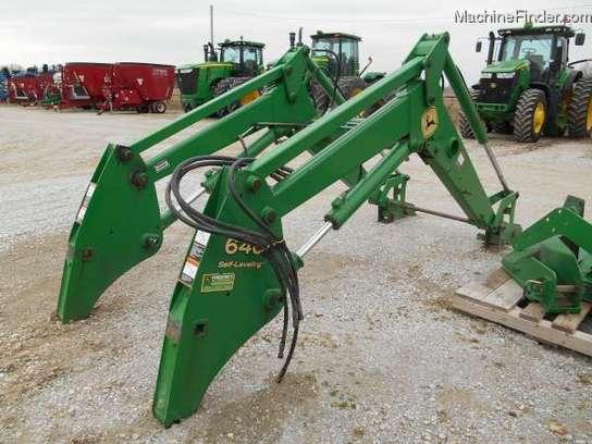 2004 John Deere 640 Tractor Loaders - John Deere MachineFinder