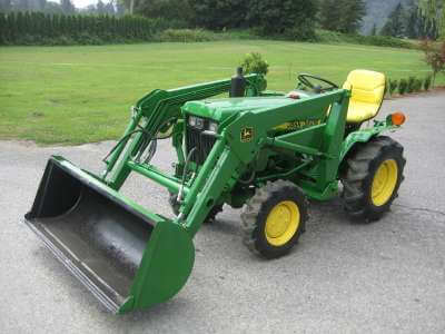 Tractor to rebuild with my son - MyTractorForum.com - The ...