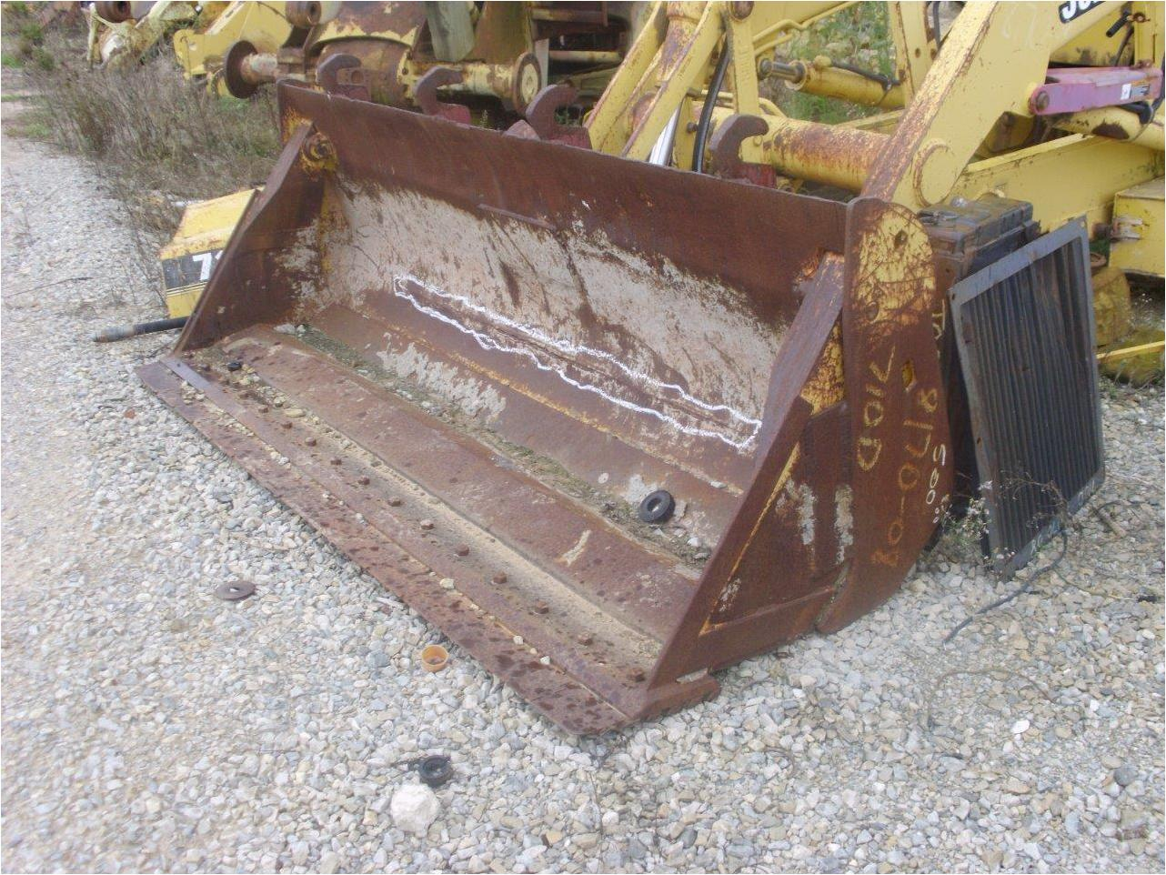 JOHN DEERE 710D Bucket Attachment for sale - All States Ag ...