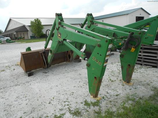 1995 John Deere 740 Tractor Loaders - John Deere MachineFinder