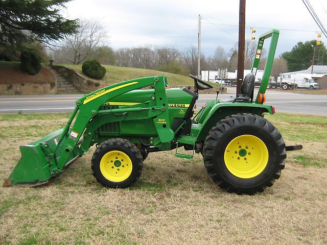 1999 John Deere 790 Tractors - Compact (1-40hp.) - John ...