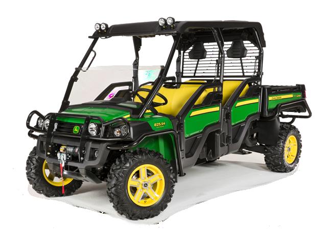 John Deere XUV 825i S4 Crossover Utility Vehicle Gator ...