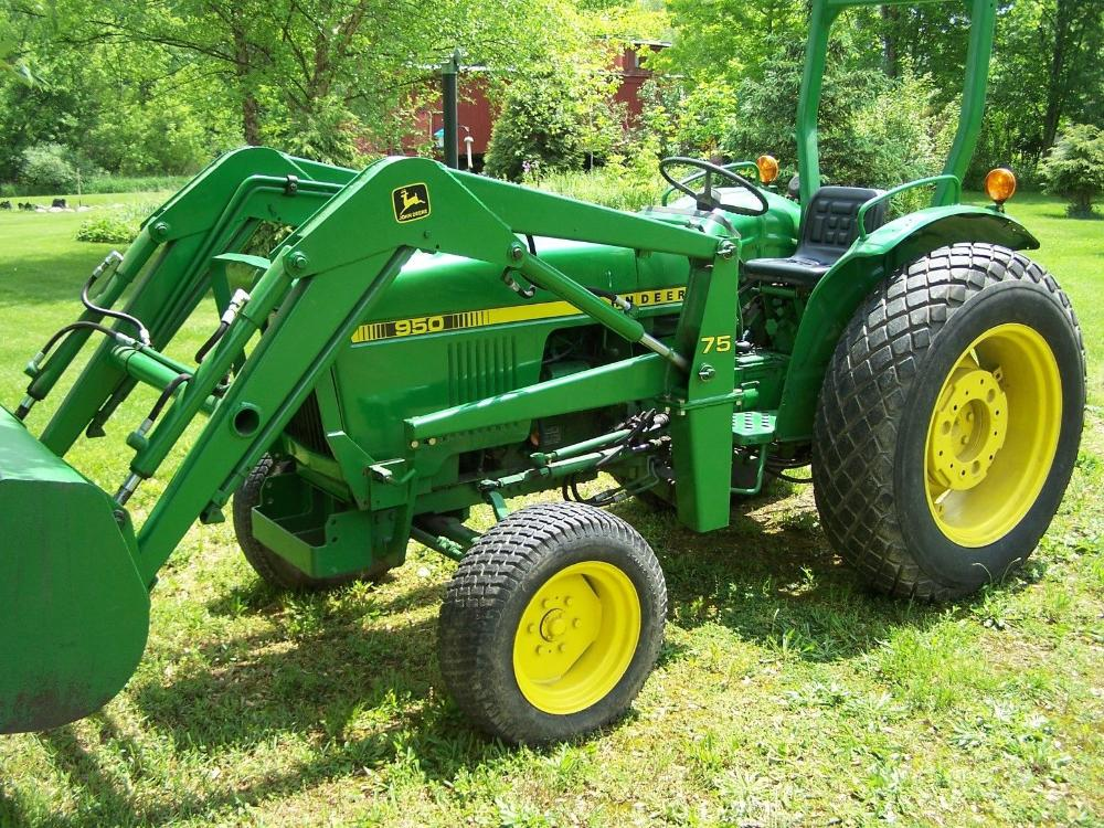 1985 John Deere Utility Tractor - Used Tractors for Sale