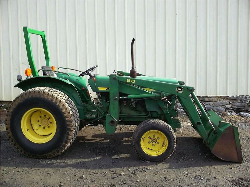 John Deere 950 Tractor Capacity: Key Facts Every Operator ...