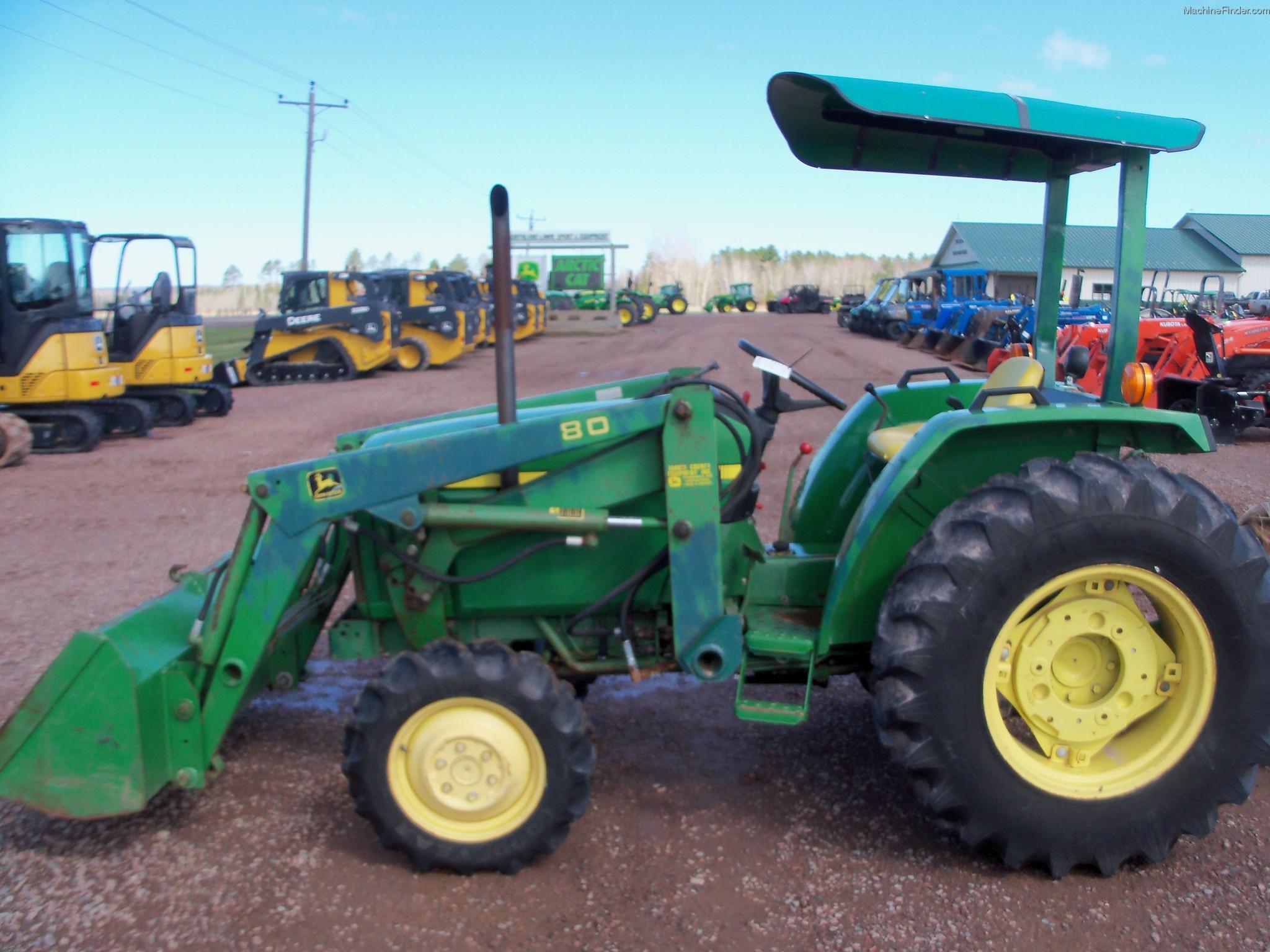 John Deere 970 Tractors - Compact (1-40hp.) - John Deere ...