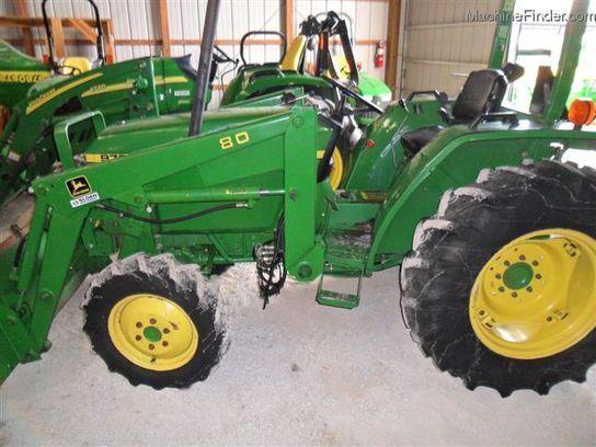 1993 John Deere 970 Tractors - Compact (1-40hp.) - John ...