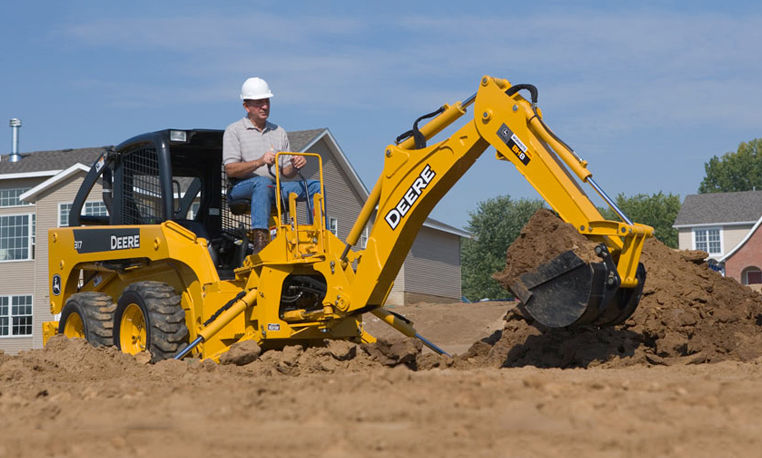 Backhoe Attachment | Worksite Pro Attachments | John Deere US