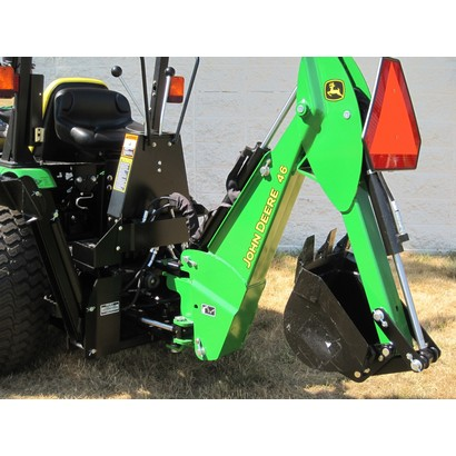 John Deere 260 Backhoe Attachment | Mutton Tractor Attachments