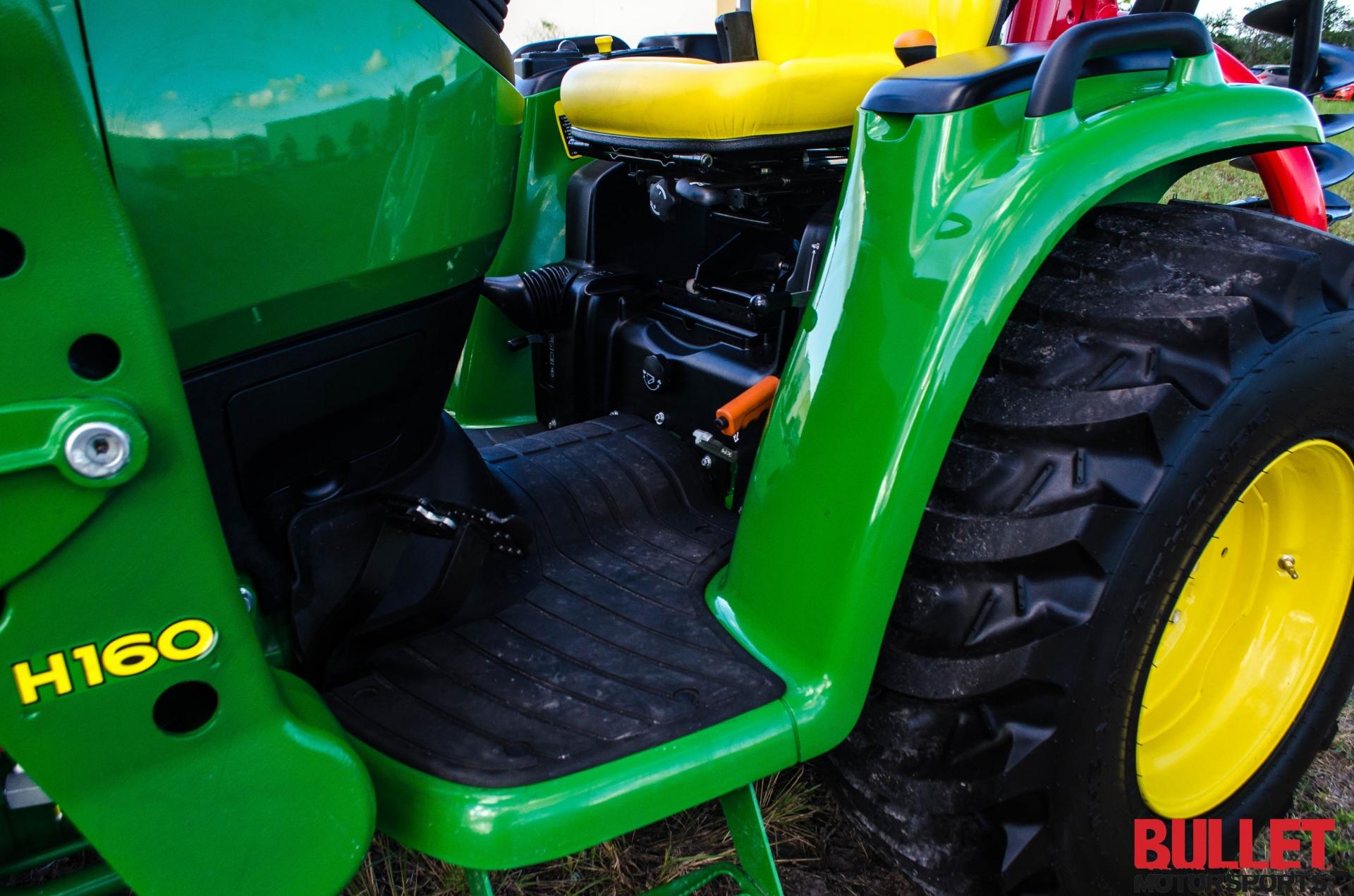 2015 John Deere 3046R Tractor - Bullet Motorsports