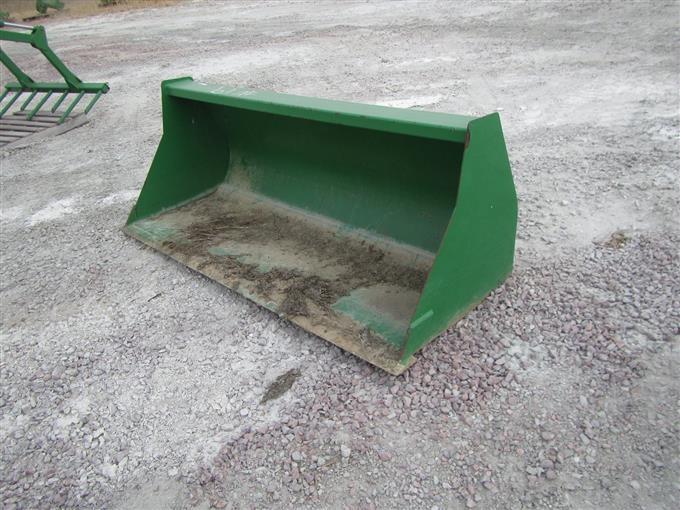 John Deere 6x5 Green Metal Bucket | RunGreen.com
