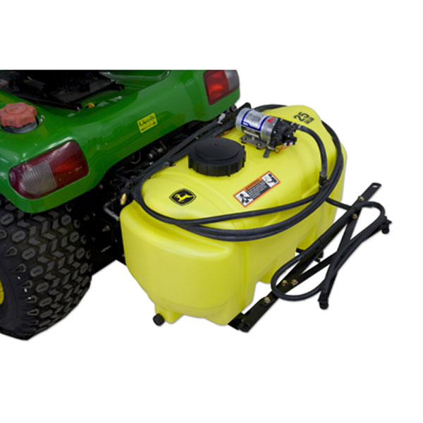John Deere 25 Gallon Click-n-Go Mounted Sprayer - LP22862