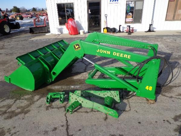 Used John Deere 48 Loader - Hodges Farm Equipment