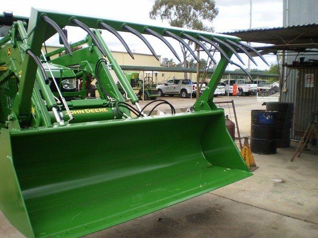 2015 John Deere HD MP 2450MM Bucket-Tilt NSW Truck Dealers ...