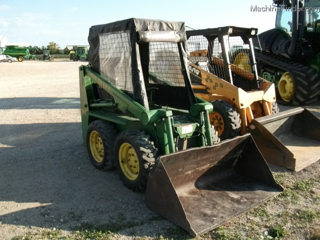 1979 John Deere 90 Skid Steer Loaders - John Deere ...