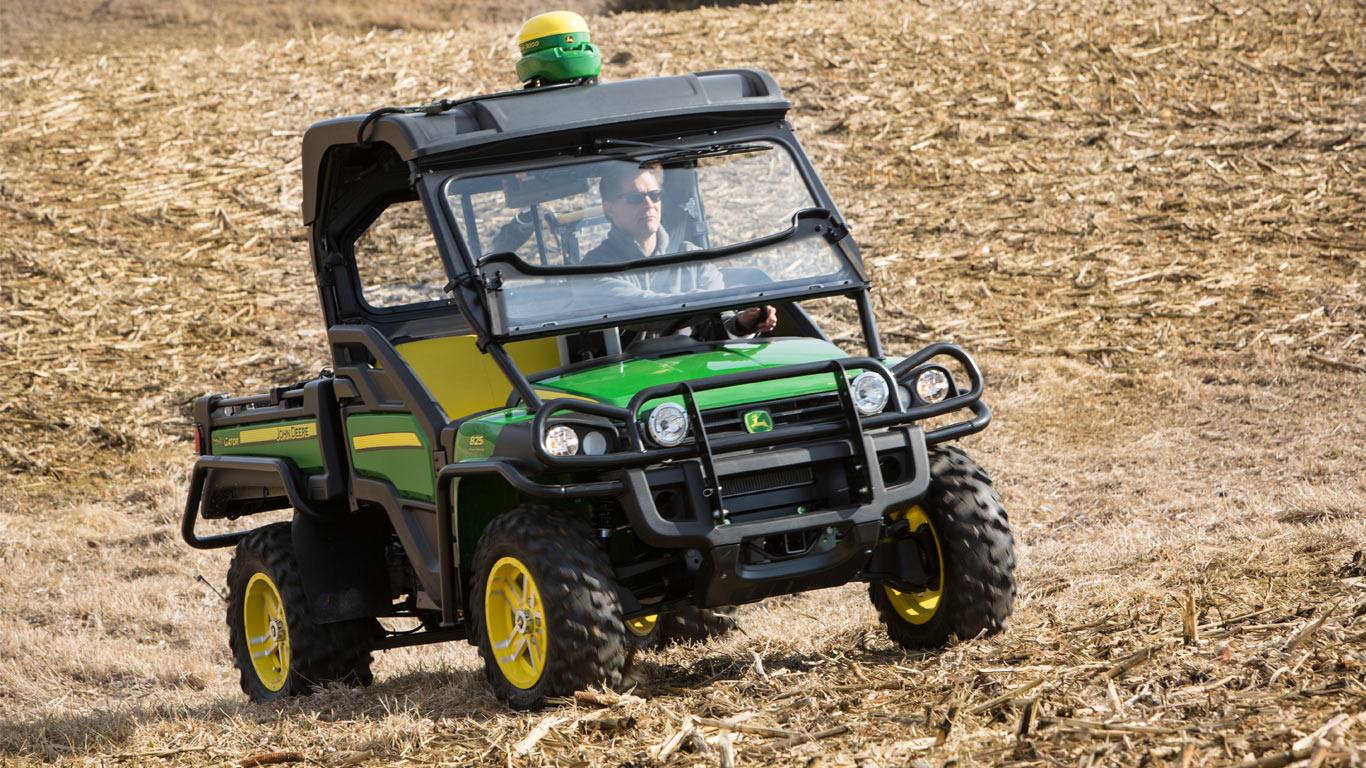 Gator Utility Vehicle Attachments | John Deere US