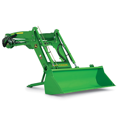 John Deere 680R Loader - Loaders and Attachments - AG-POWER