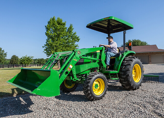 D170 Loader - New Compact Tractor Loaders - Spider Webb ...