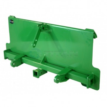 3 Point Attachment Adapter for John Deere
