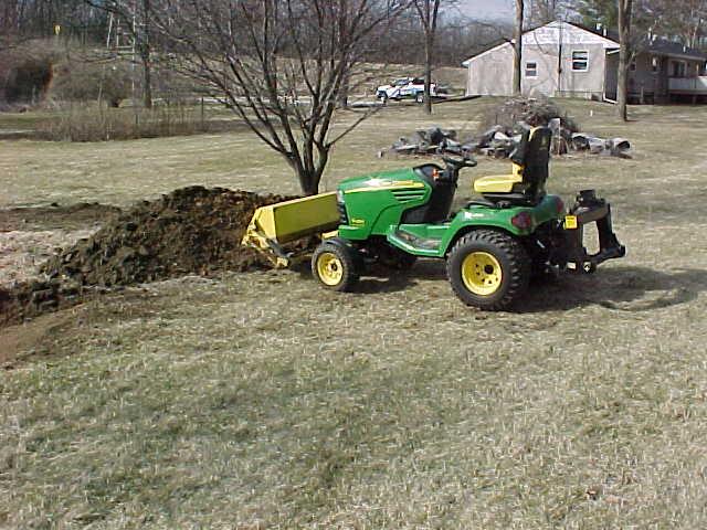Tractor Bucket Shovel