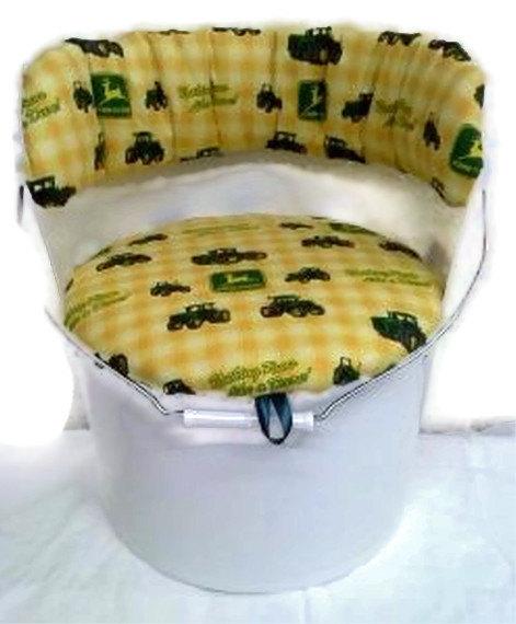 John Deere 5 Gallon Bucket Chair John Deere by Bucket2Bucket