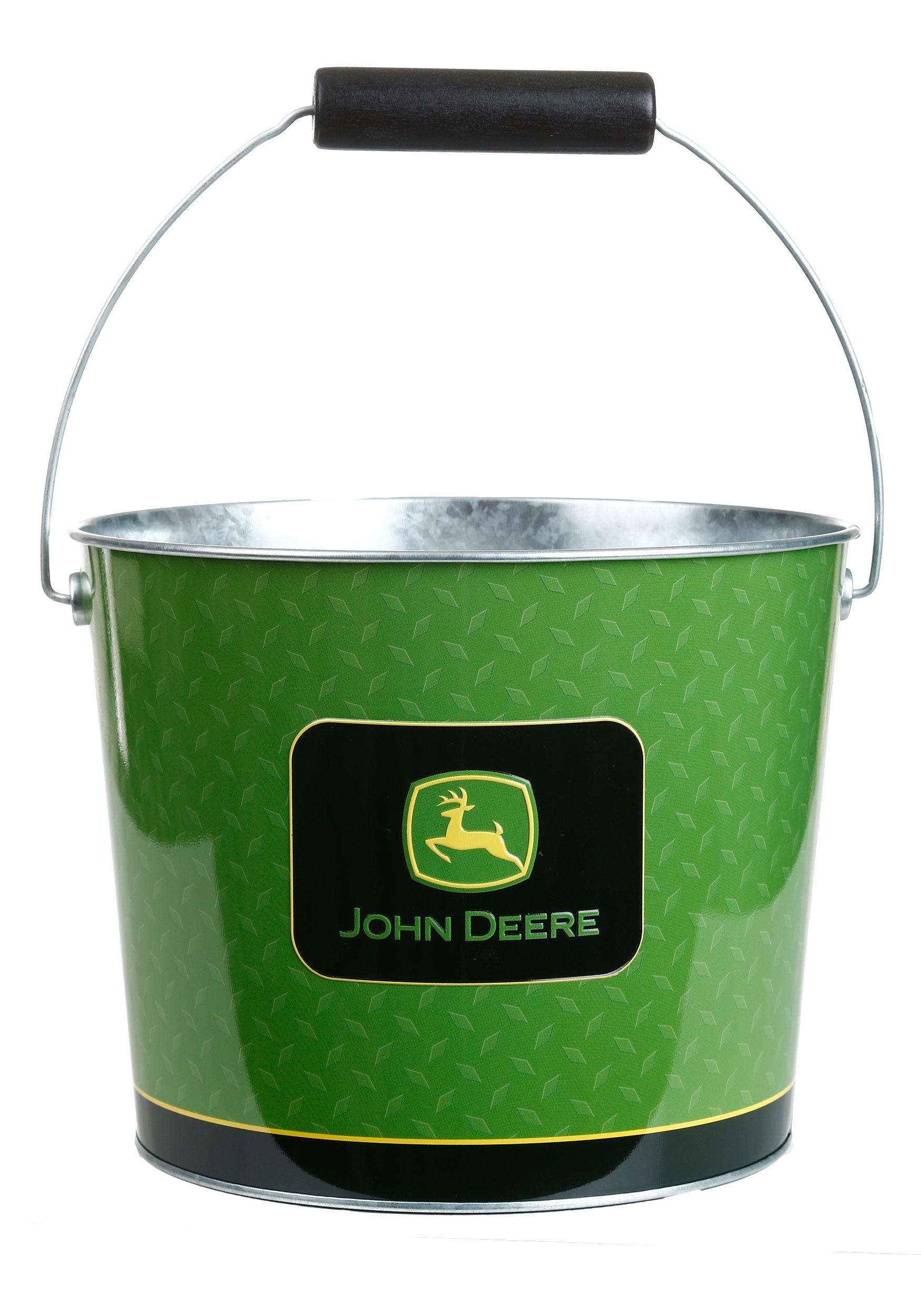 John Deere Beverage Bucket