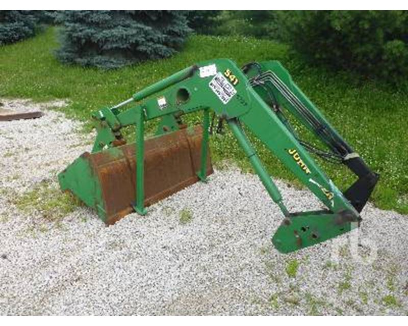 John Deere Hydraulic Front Loader Attachment Part For Sale ...