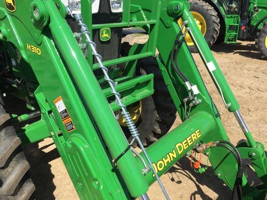 John Deere H310 - Bouwjaar: 2015 - Tweedehands tractoren ...