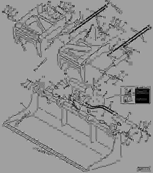 GRAPPLE BUCKET [C02] - TRACTOR, COMPACT UTILITY ...