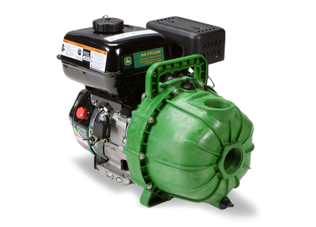 John Deere PR-FP2GM Polypropylene Transfer Pump Chemical ...