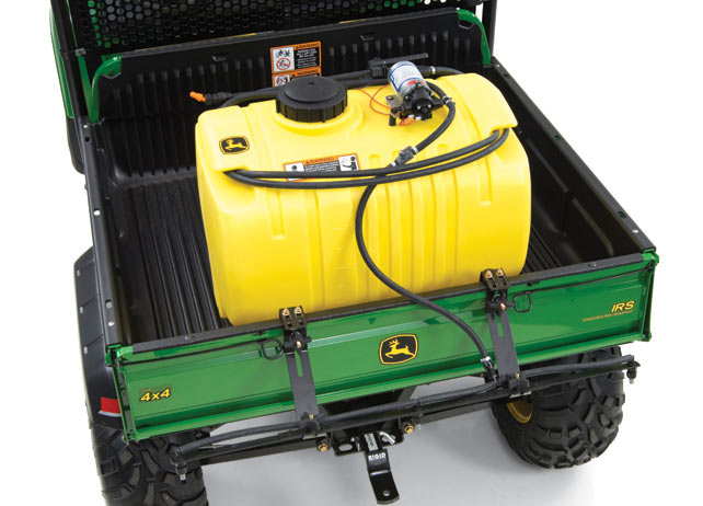 John Deere 45-Gallon High-Performance Sprayers & Pressure ...