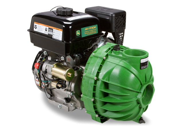 John Deere PR-FP3GM Polypropylene Transfer Pump Chemical ...