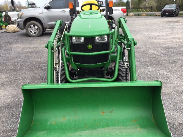 2015 JOHN DEERE 1025R – Sontrac Equipment