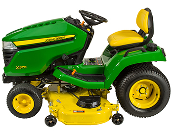 John Deere X570 Multi-Terrain Tractor - 54
