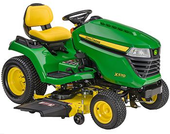 John Deere X570 Multi-Terrain Tractor - 48