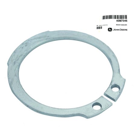 John Deere Original Equipment Snap Ring #40M7046 - Walmart.com