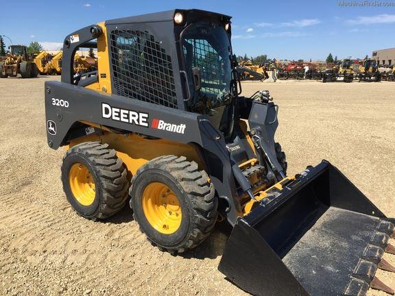 Brandt Tractor - Heavy Construction Equipment For Sale ...