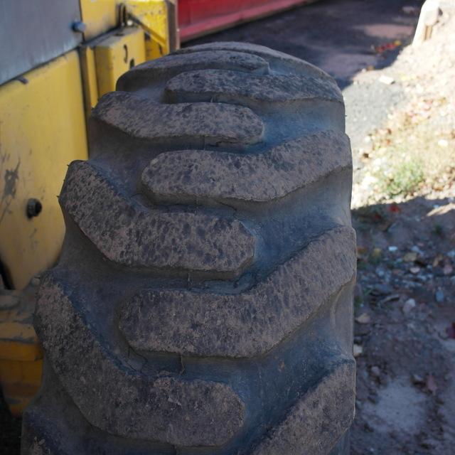 John Deere 544B Wheel Loader with Clamshell Bucket, EROPS ...