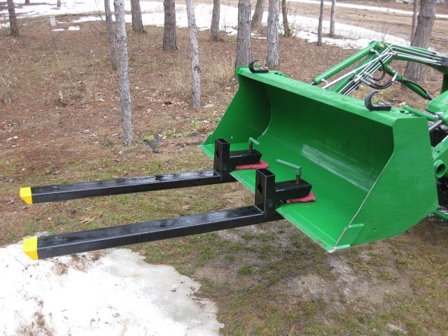 2305 & Clamp On Forks Lift Capacity - MyTractorForum.com ...