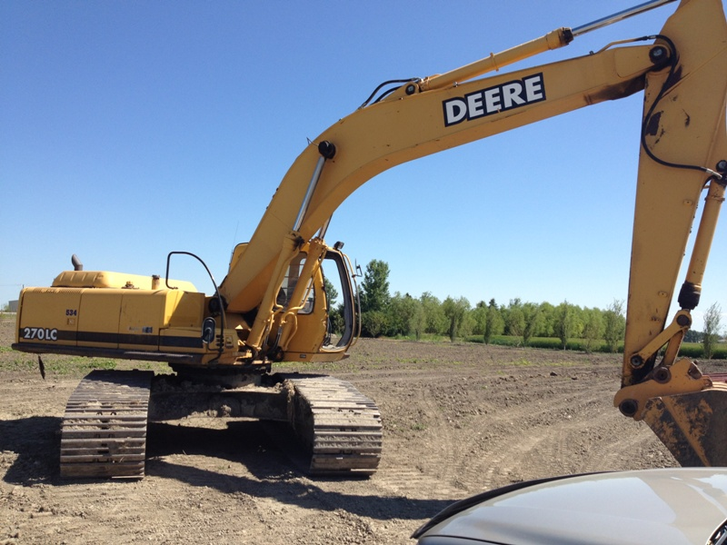 Strait Way Ltd. - Heavy Equipment Rental & Sales Coaldale