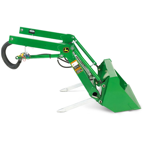 John Deere D160 Loader - Loaders and Attachments - AG-POWER