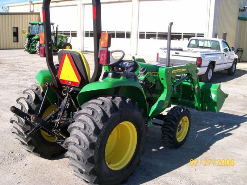2014 John Deere 3038E Tractors for Sale | Fastline