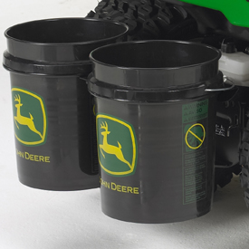 Bucket holder (double)