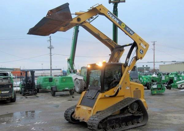 John Deere 332 for sale Price: $22,000, Year: 2009 | Used ...