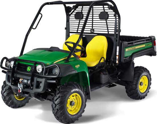 John Deere Gator XUV Series UTV Front Buckets Seat Covers ...